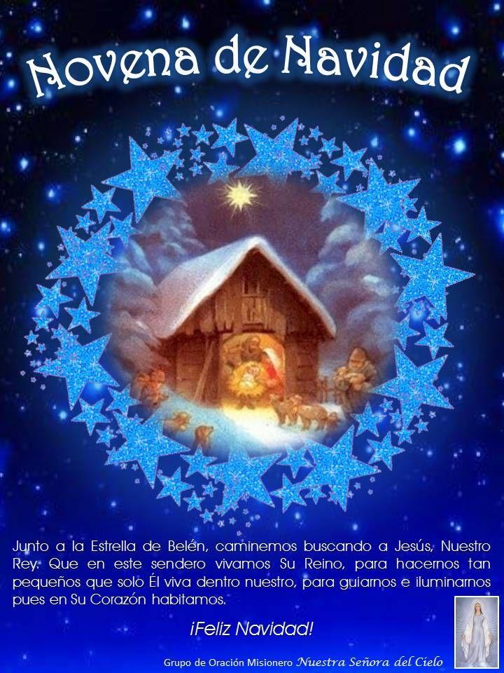 Invitacion Novena De Navidad Buscar Con Google Novena De