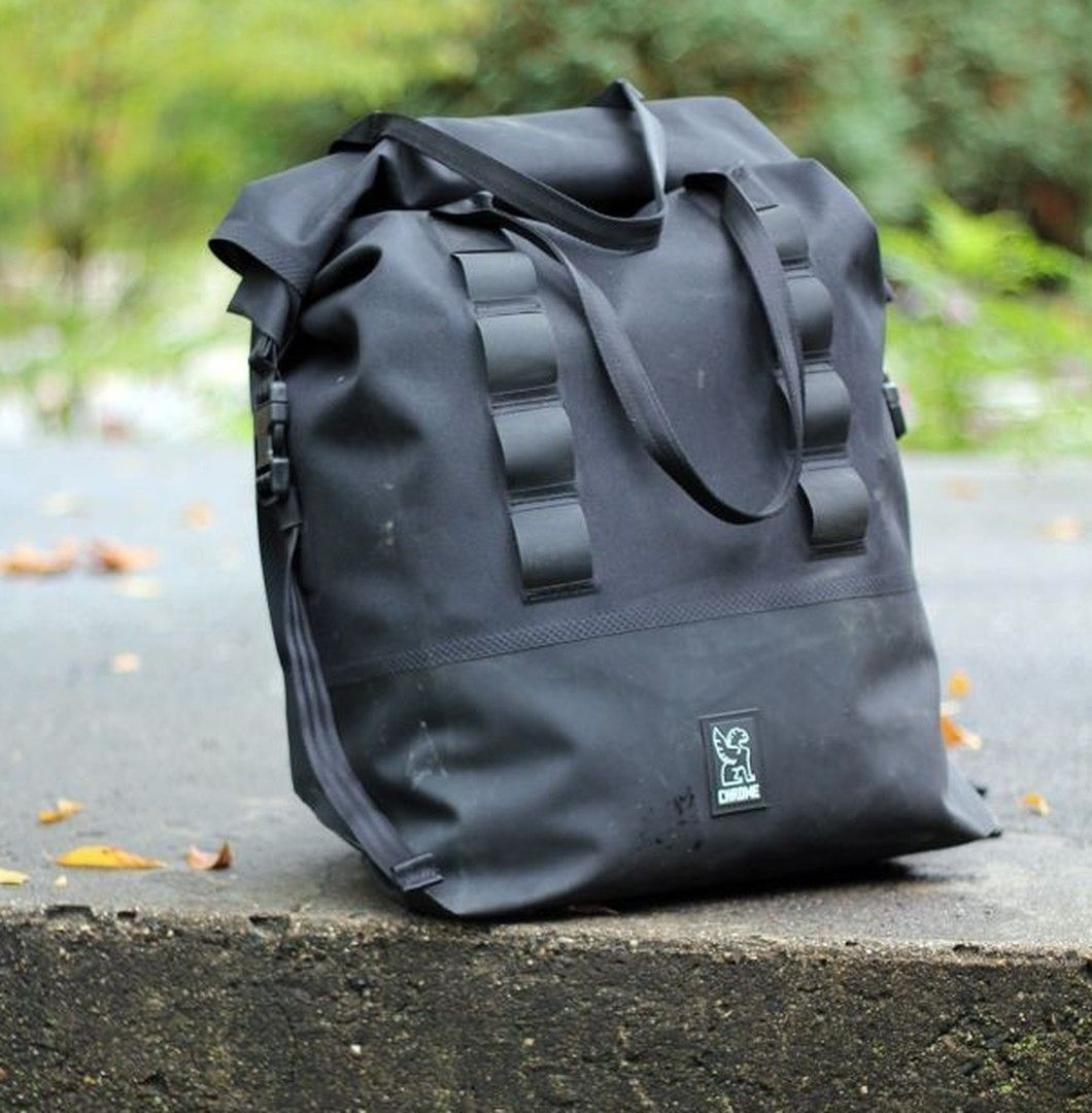 El Niño is coming! Get your Chrome 100% waterproof backpack ...