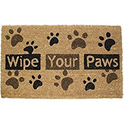 Pin On Door Mats For Dog Lovers