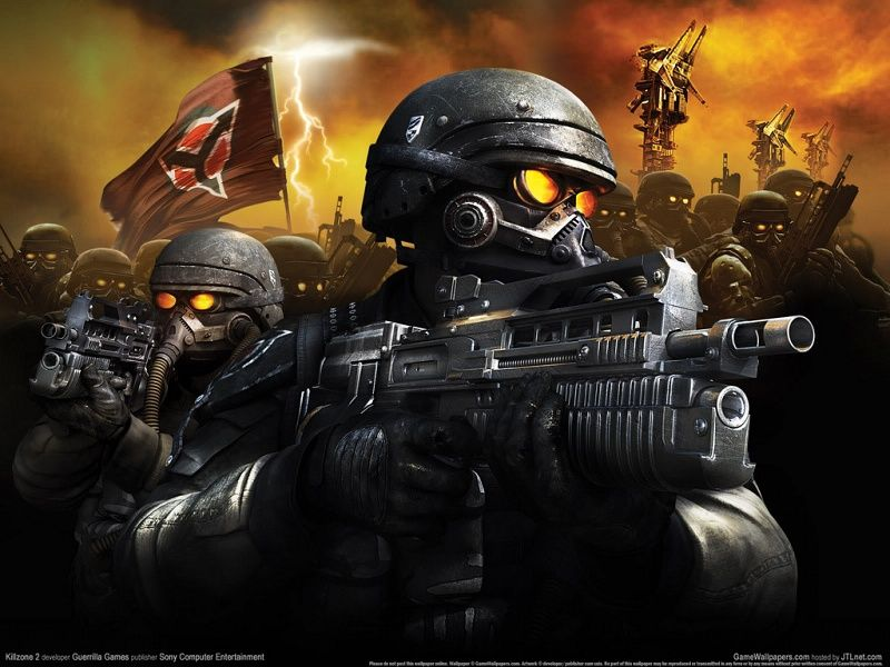 kill zone 2 N Wallpaper on MobDecor Video games, High