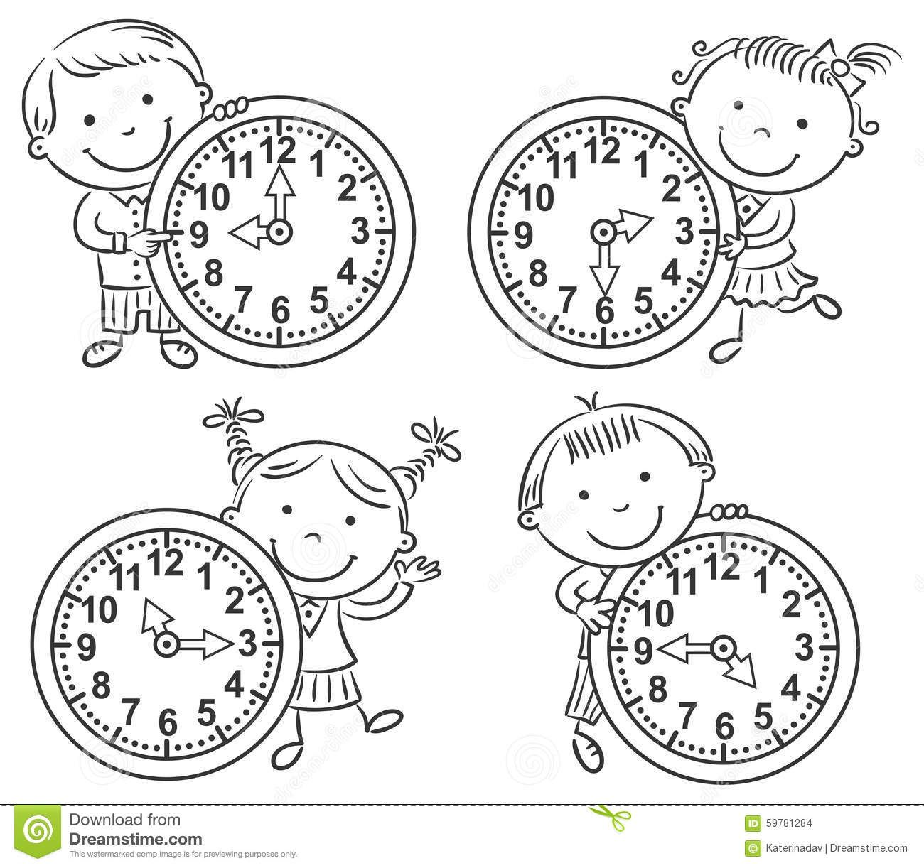 Workbooks worksheets for telling time : Imagen relacionada | aprende a ver la hora | Pinterest ...