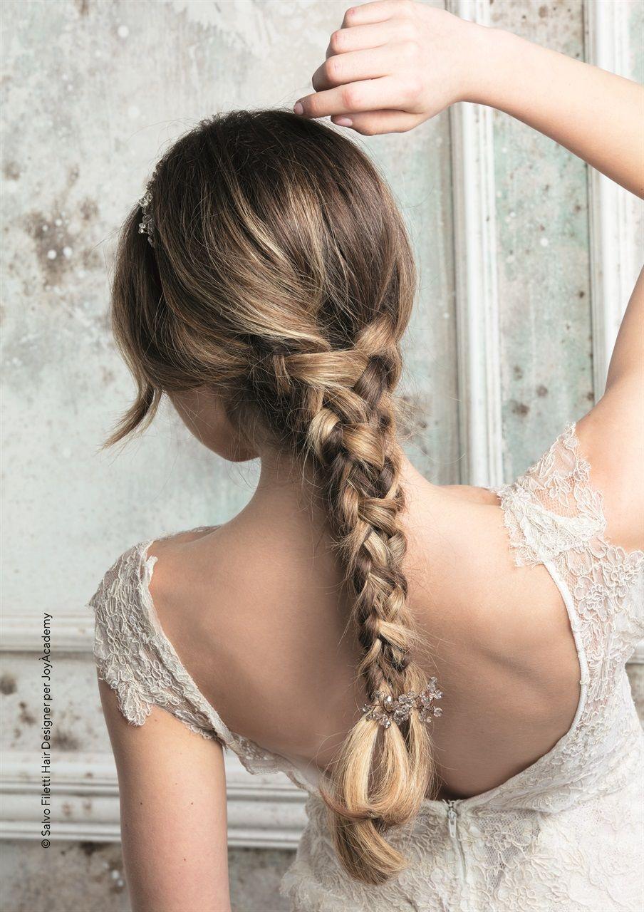 Le acconciature da sposa più belle per la primavera-estate ...
