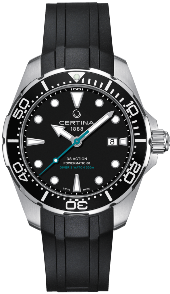 Certina Watch Ds Action Diver Powermatic 80 Sea Turtle Conservancy Special Edition Add Content Basel With Images Certina Watches Mens Watches Affordable Watches For Men
