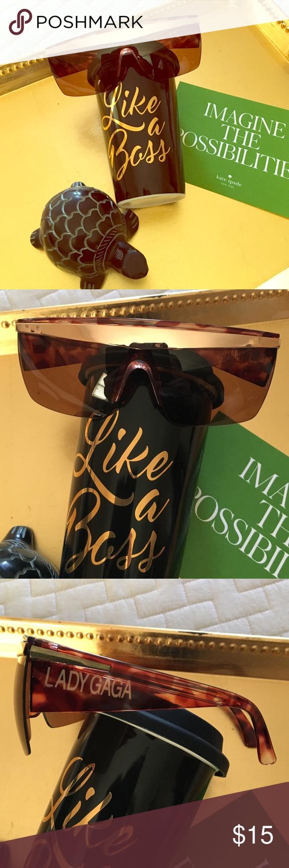 Lady Gaga Sunglasses My Posh Picks Pinterest Lady Gaga Vip