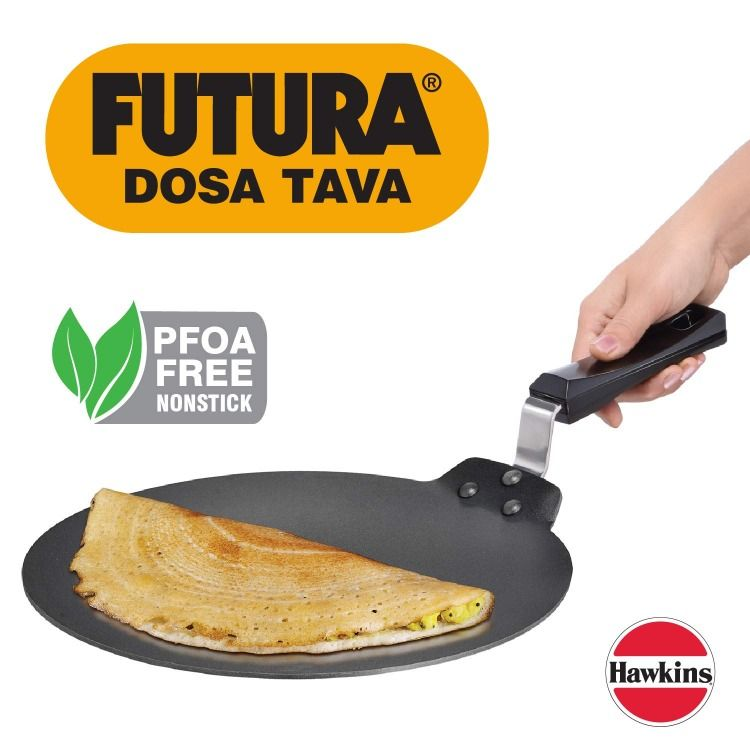 Hawkins Futura Nonstick Dosa Tawa Amazon In 2020 Roti Recipe Dosa Roti