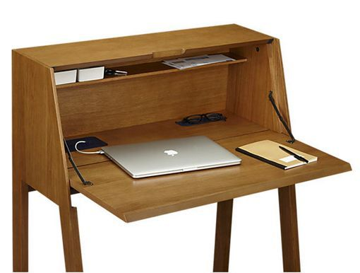Escritorios peque os secreter de madera furniture for daily life pinterest escritorios - Escritorios secreter ...