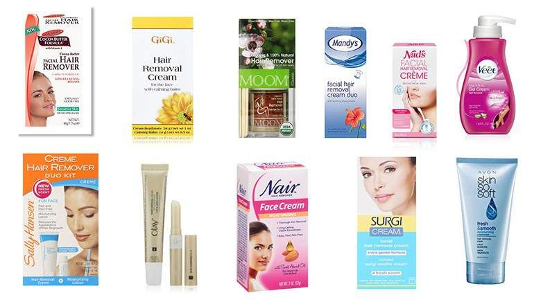 13 Best Hair Removal Creams Your Easy Buying Guide Facial Hair