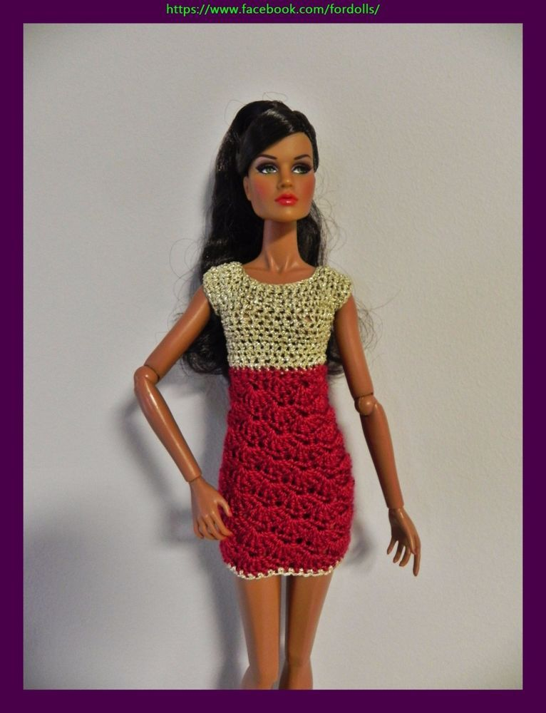 Fashion Royalty / FR2 / Poppy Parker / Barbie / Silkstone dolls 12 ...