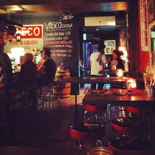 Vasco Bar   Cleveland St   Surry Hills   Cool Sydney Bars