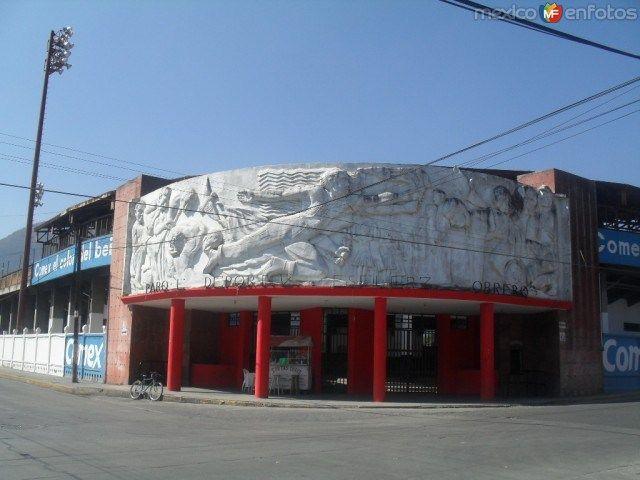 Fotos De Ciudad Mendoza Veracruz Mexico El Estadio Esfuerzo
