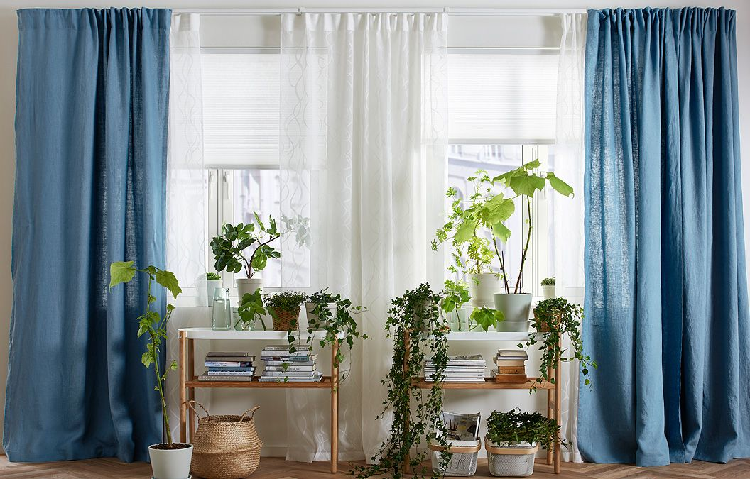 ikea aina gardiner huset pinterest. Black Bedroom Furniture Sets. Home Design Ideas