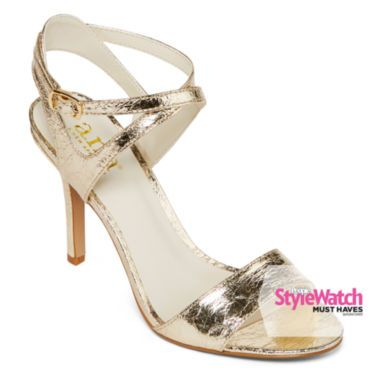 7ec850b9b4 a.n.a® Hollie Heeled Shoes - JCPenney | Shoes | Strappy high heels ...