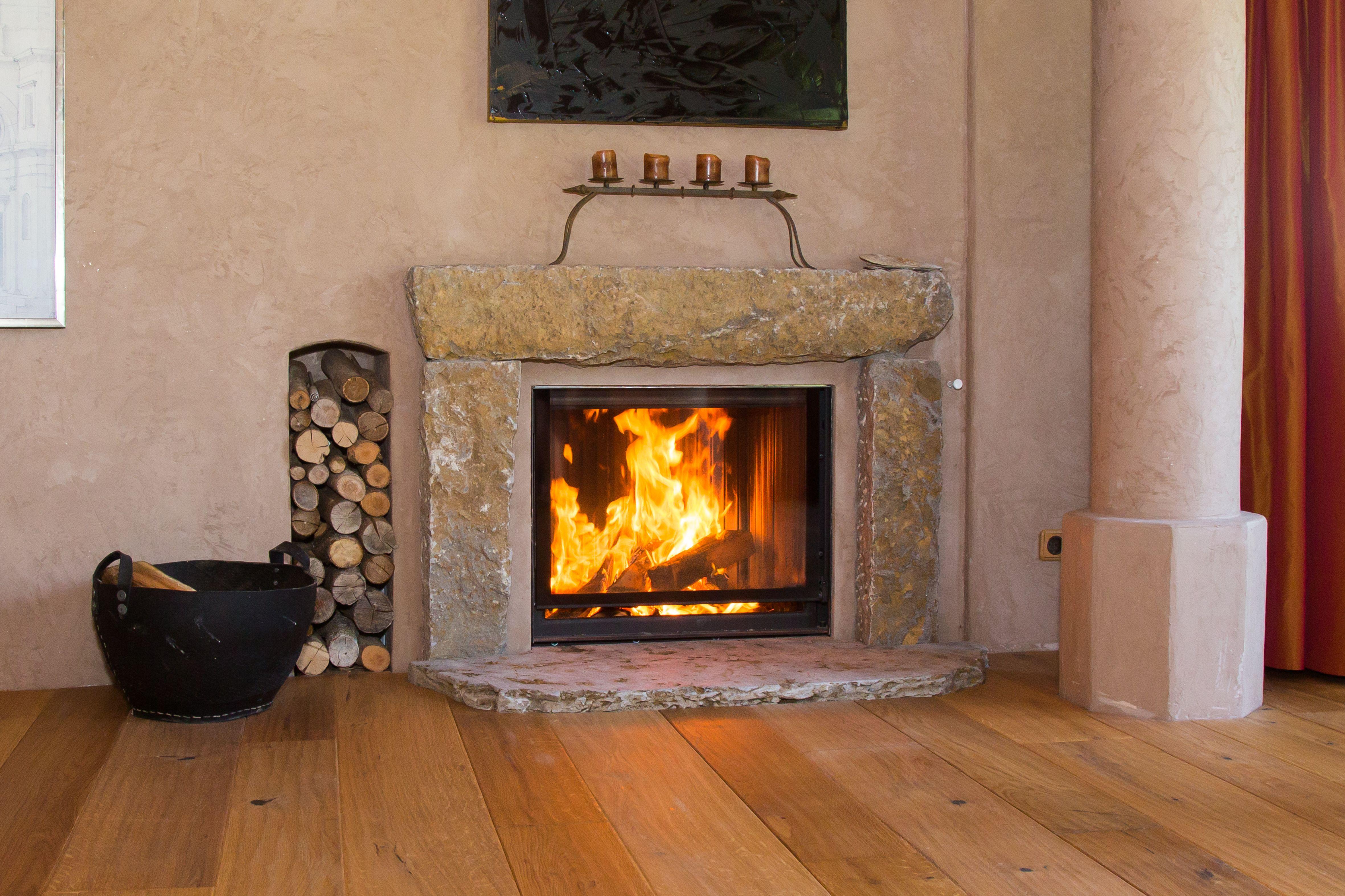 Fireplace Wabi Sabi Moderner Heizkamin Www Ofenkunst De Heizkamin Kamin Kamin Modern