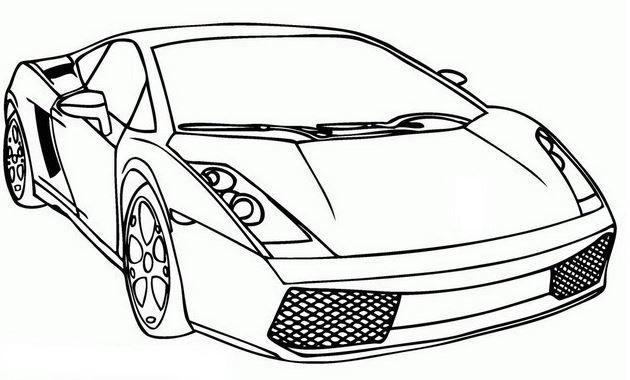 Dibujos De Carros Modernos Jpg 630 380 Carros Para Colorear Moto Para Colorear Paginas Para Colorear Para Ninos