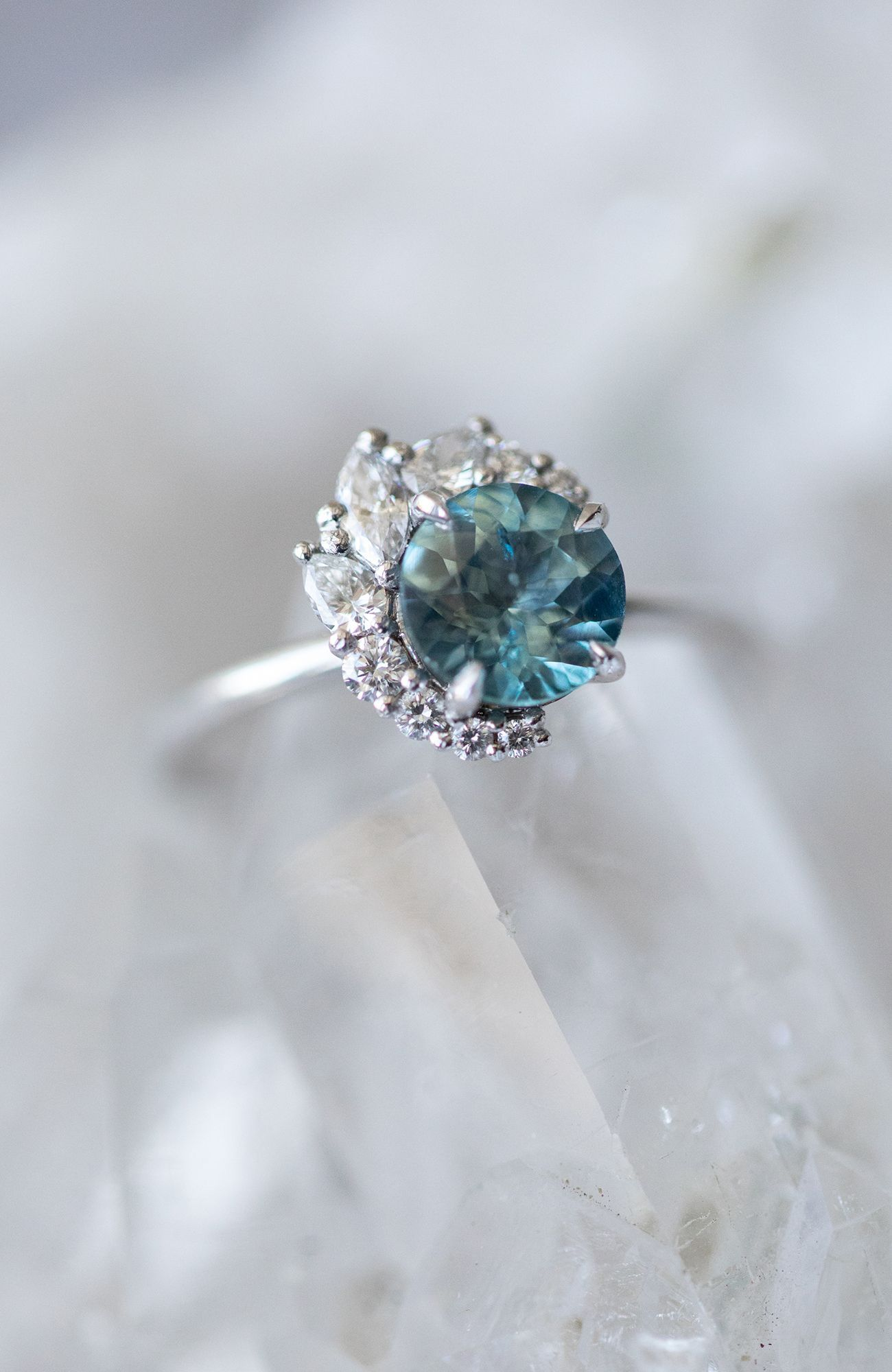 4 Reasons to Consider Gemstones for Your Engagement Ring – Green Wedding Shoes