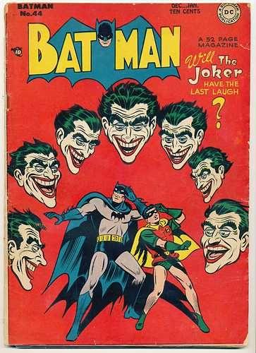 comics Vintage batman