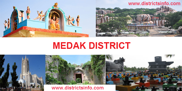 MEDAK DISTRICT TOURISM