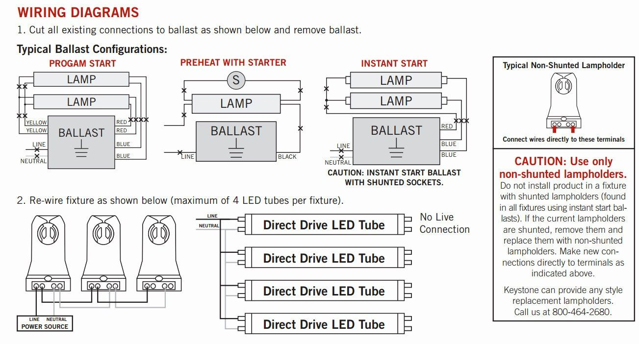 [SCHEMATICS_44OR]  20 Complex Led Tube Wiring Diagram References | Led fluorescent tube, Led  fluorescent, Fluorescent tube | T8 Light Fixture Wiring Diagram |  | Pinterest