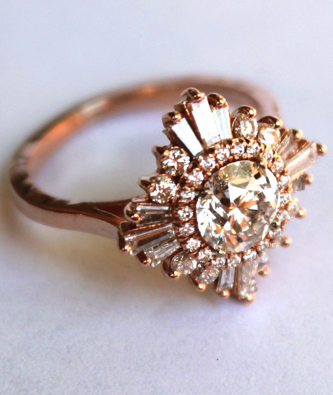 1920s Inspired Wedding Ring Wow I Have A New Favourite Mum