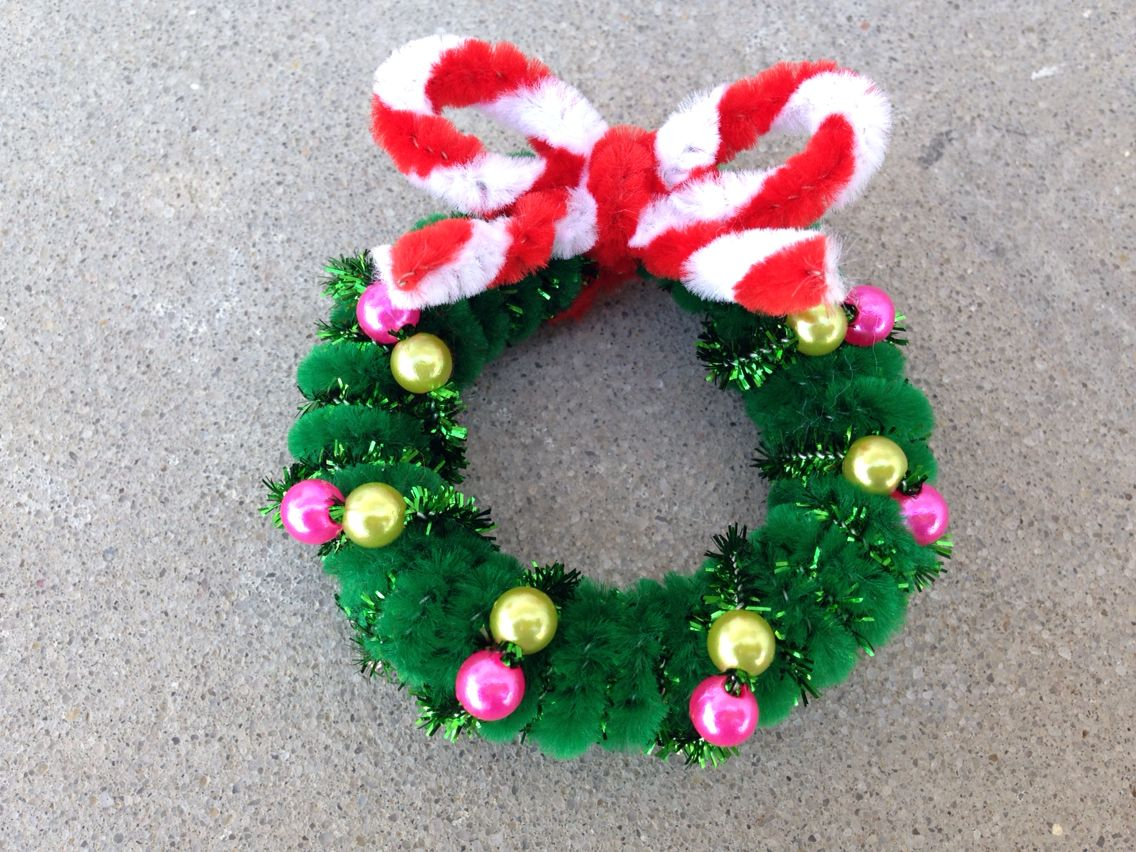 Pin On Pipe Cleaner Crafts