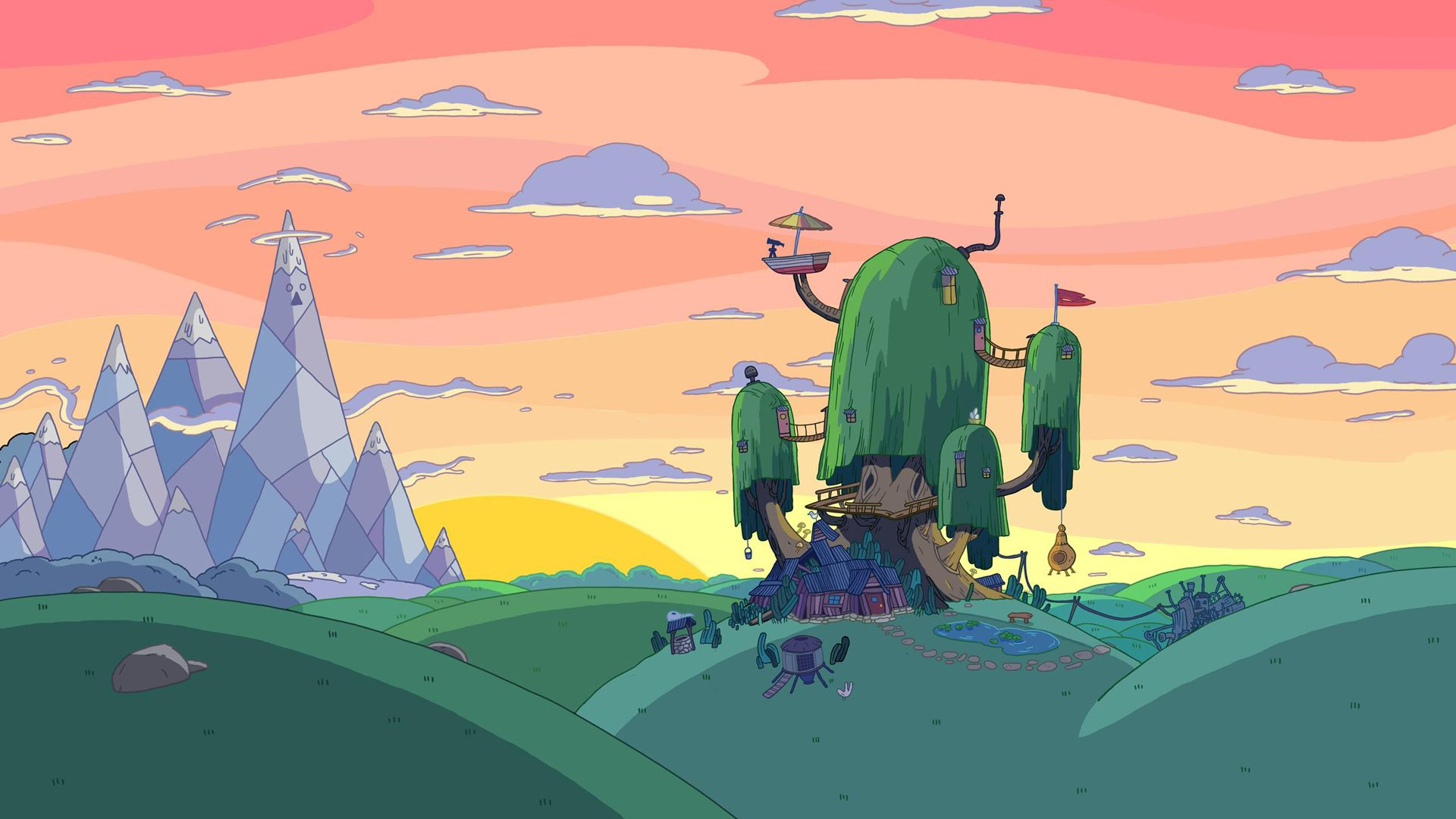 Adventure Time! Adventure time wallpaper, Adventure time