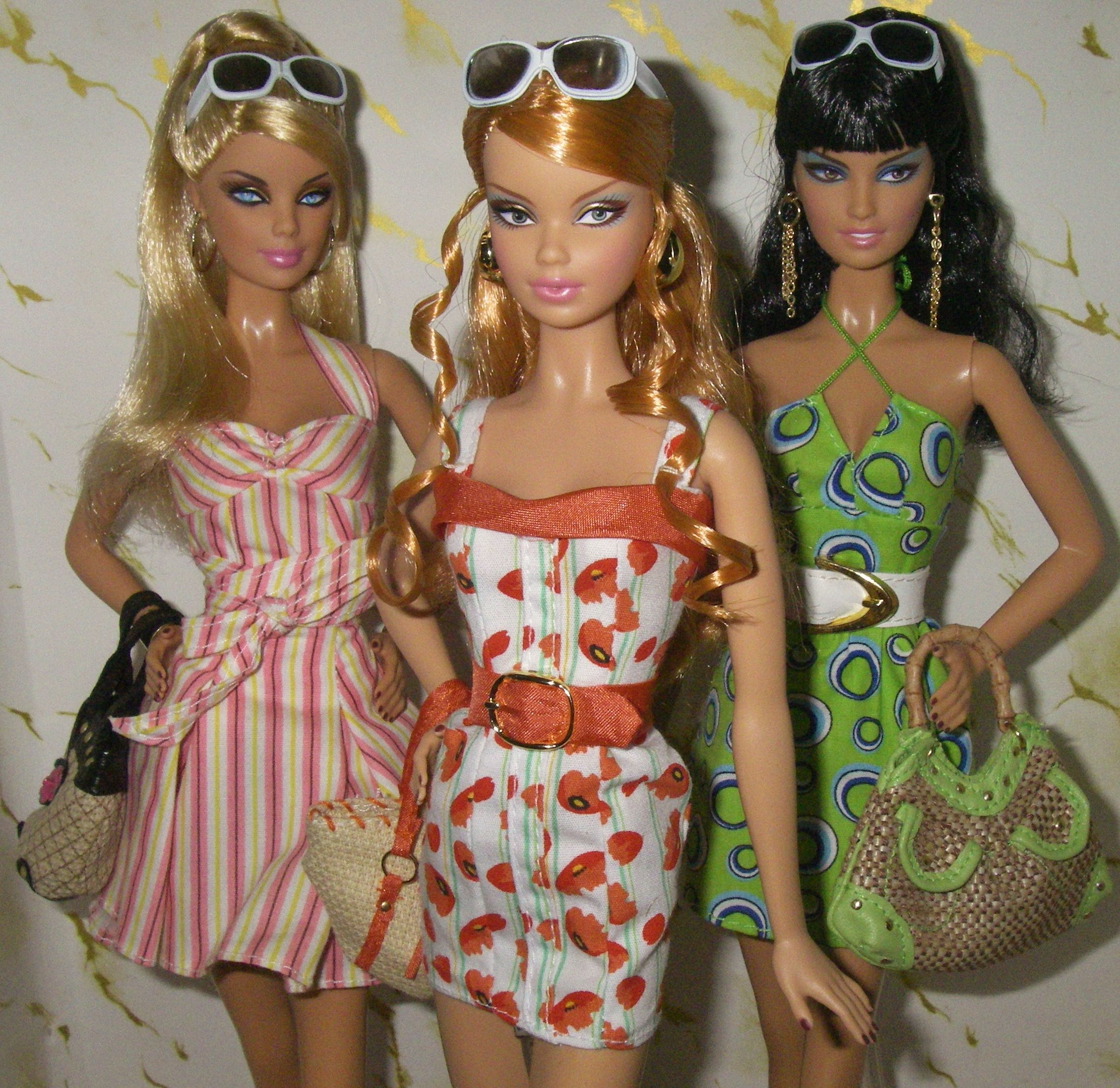 Barbie Top Model Resort Barbie Dress Barbie Top Barbie Clothes