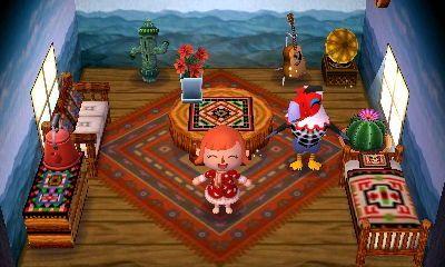 Adler | Bewohner - Animal Crossing: New Leaf