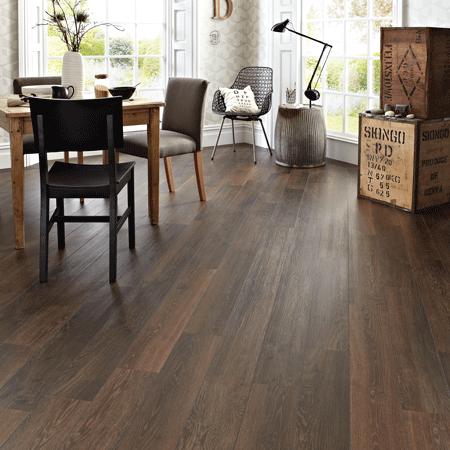 Karndean Knight Tile Luxury Vinyl Tile Colour Kp102 Mid Brushed Oak Luxury Vinyl Tile Bathroom Floor Tiles Basement Flooring