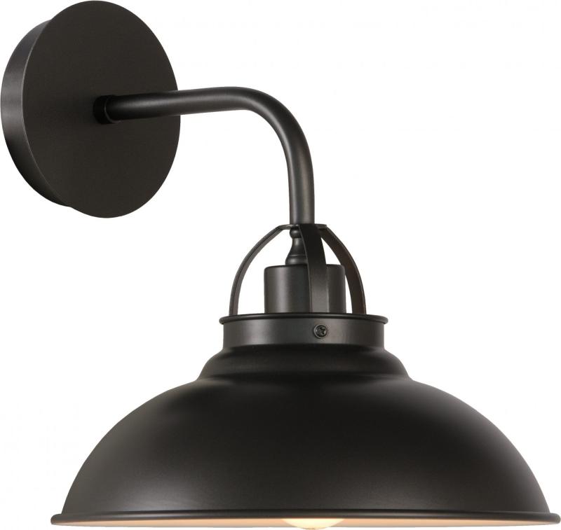Industriele Wandlamp De Lucide Hamois Wall Light Is Een Stijlvolle En Sfeervolle Wandlamp Geschikt Voor Vele Ruimt Wandlamp Industriele Verlichting Verlichting