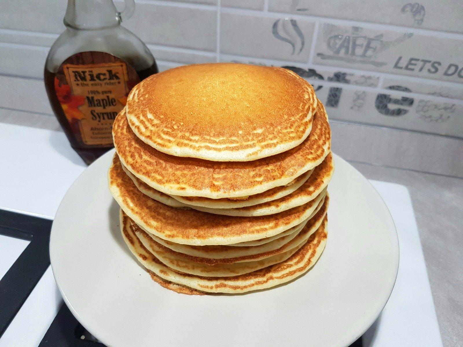 Pancakes Ricetta Crep Pinterest Pancakes