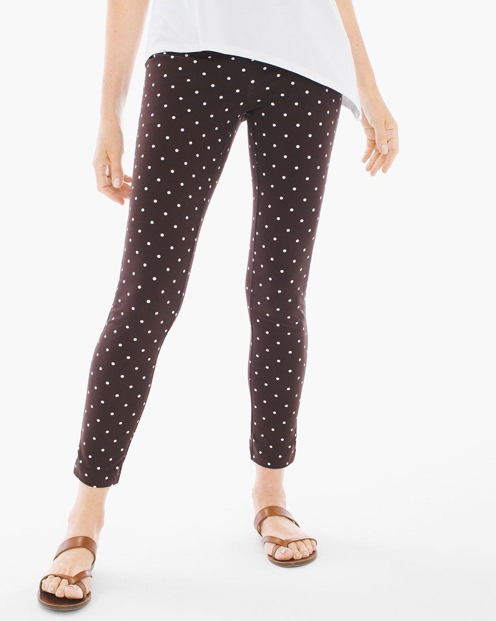 Chico's Women's Zenergy So Slimming Crop Leggings