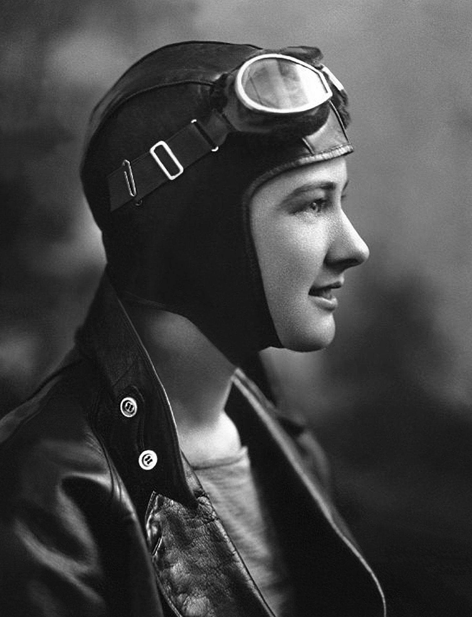 Female aviator helen richey 1929 women in history