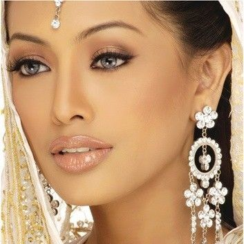 Wedding Makeup Looks For Olive Skin Beauty Brides