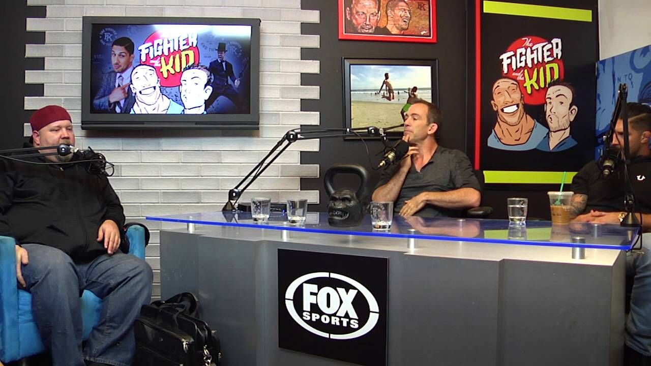 The Fighter and the Kid Episode 196 Chad Calek