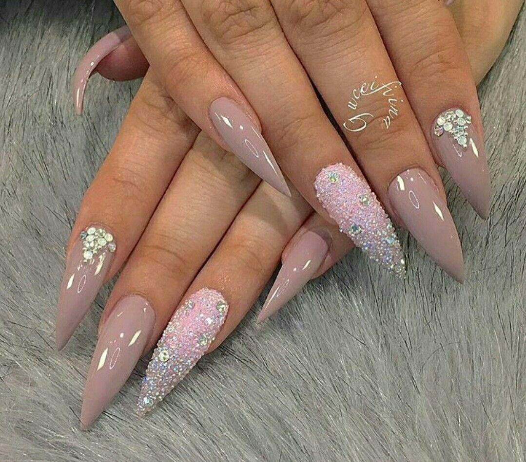 Pin de Gina 👑 en Nails... | Pinterest | Diseños de uñas, Uñas ...