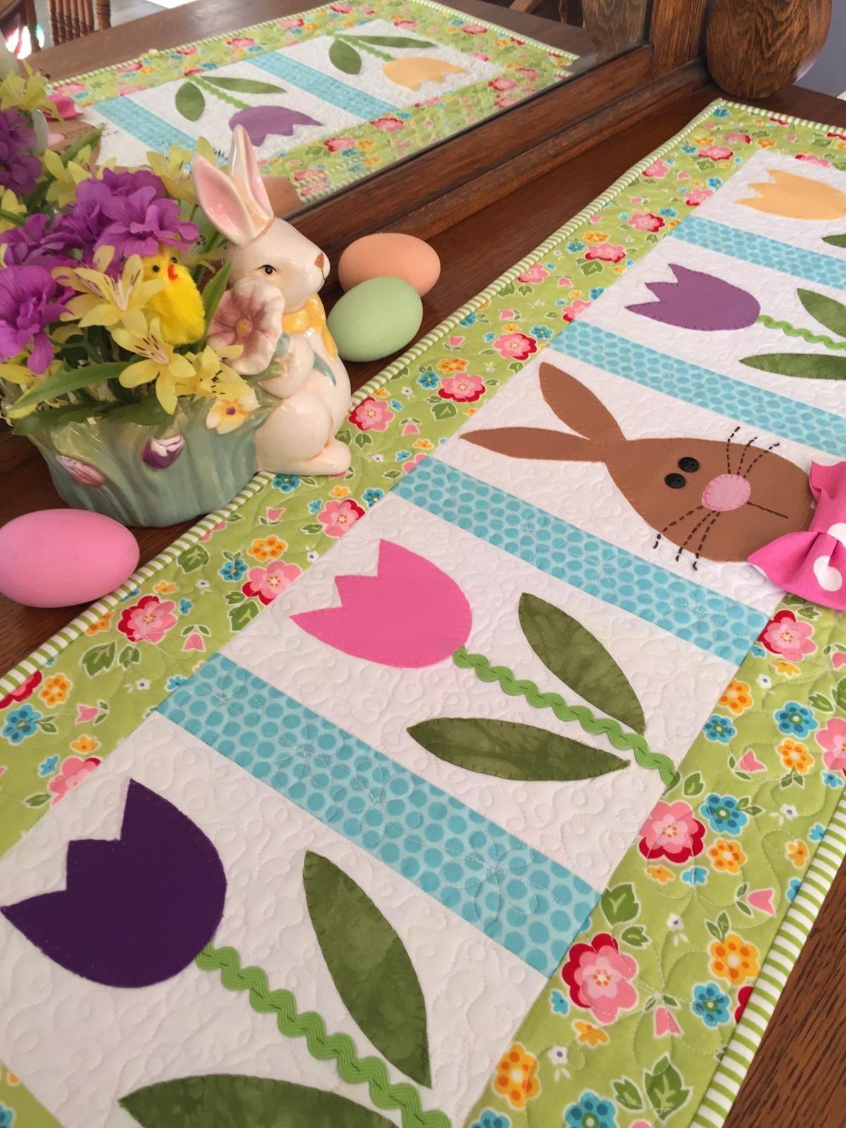 Spring Has Sprung | Frühling, Nähen und Ostern