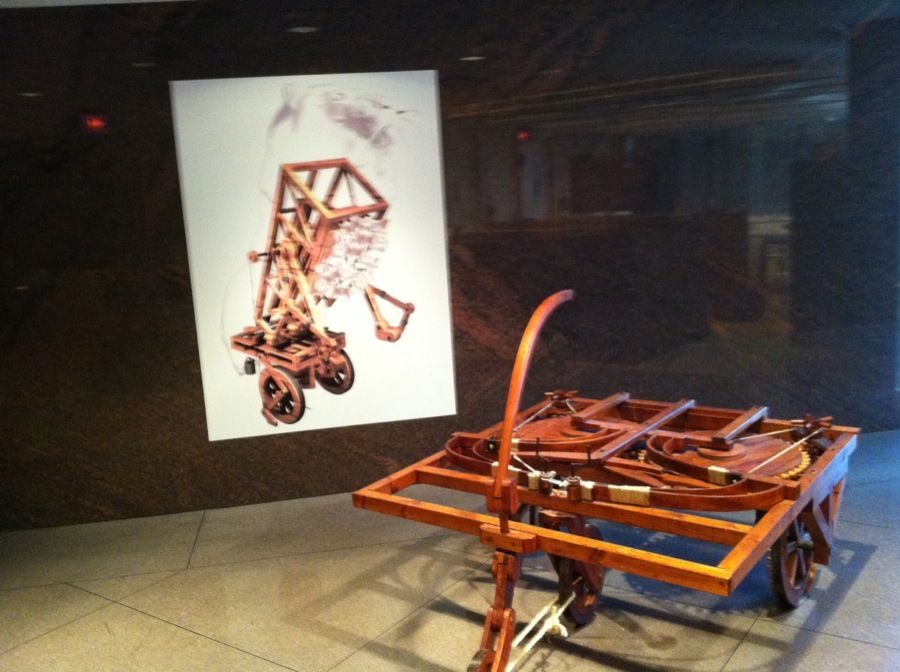 The DaVinci Machines Exhibition | Photo Gallery - St. Louis, MO