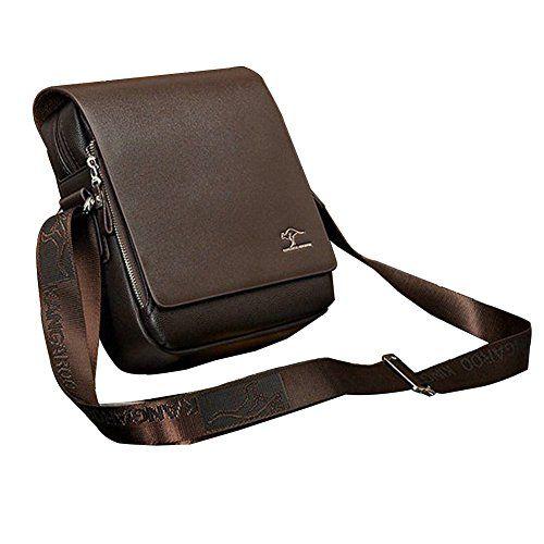 Image result for Missfox Shoulder Bag for Mens