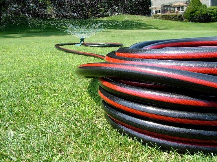 Industrial Strength Lead Flexible Garden Water Hose 5 8 Inch By 50
