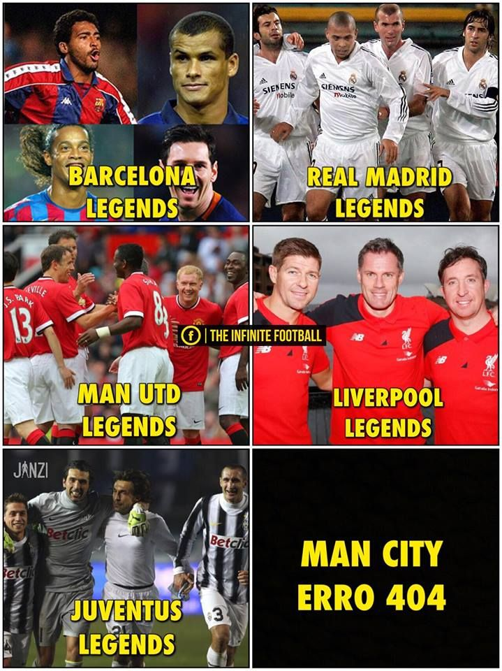 Sorry Manchester city | Football jokes | Soccer memes, Funny