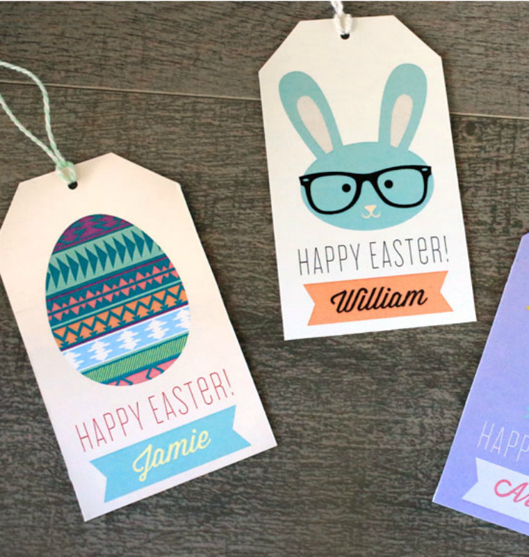 Printable easter gift tags instructions recipe everyday dishes printable easter gift tags instructions recipe everyday dishes easter and dishes negle Choice Image