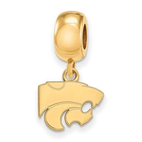 Solid 925 Sterling Silver University of Cincinnati XS Dangle Pendant Charm Bead