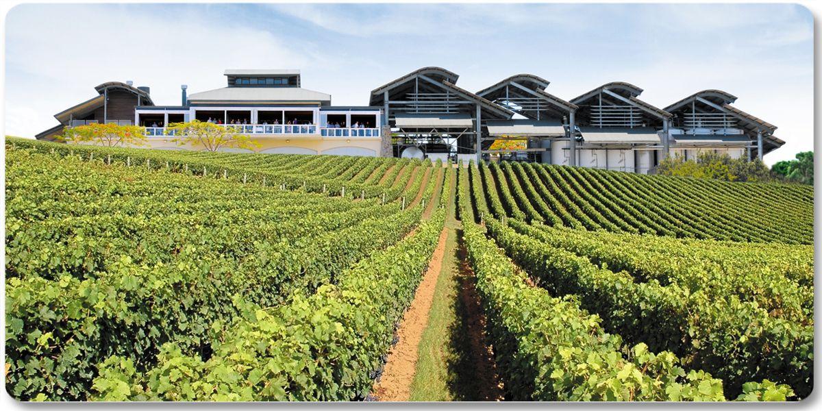 Sirromet Winery I Mount Cotton Queensland Australia I Photo by Theresa Matthews