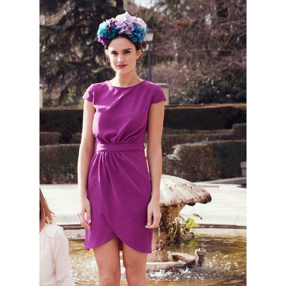 VESTIDO ADRIANA | vestidos invitada boda | Pinterest | Wedding guest ...