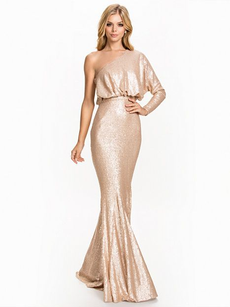 Tempest Dress - Forever Unique - Gold - Party Dresses - Clothing ...