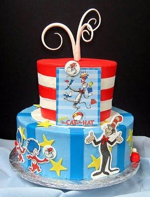 Ds. Dr. Suess Baby Shower ...