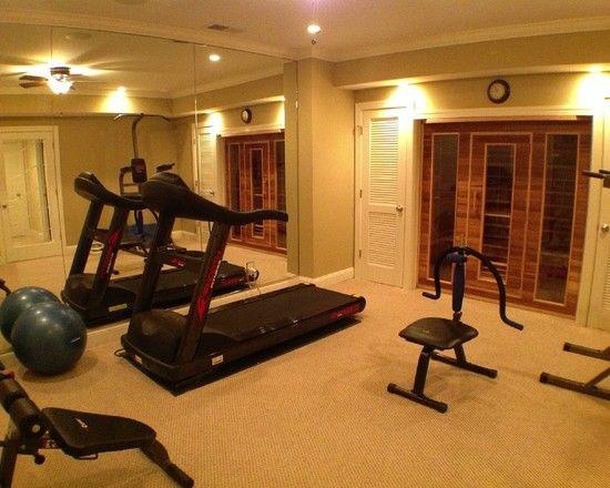 Home Gym With Sauna Sauna Gym Gym Room At Home Home Gym Design Home Gym Decor