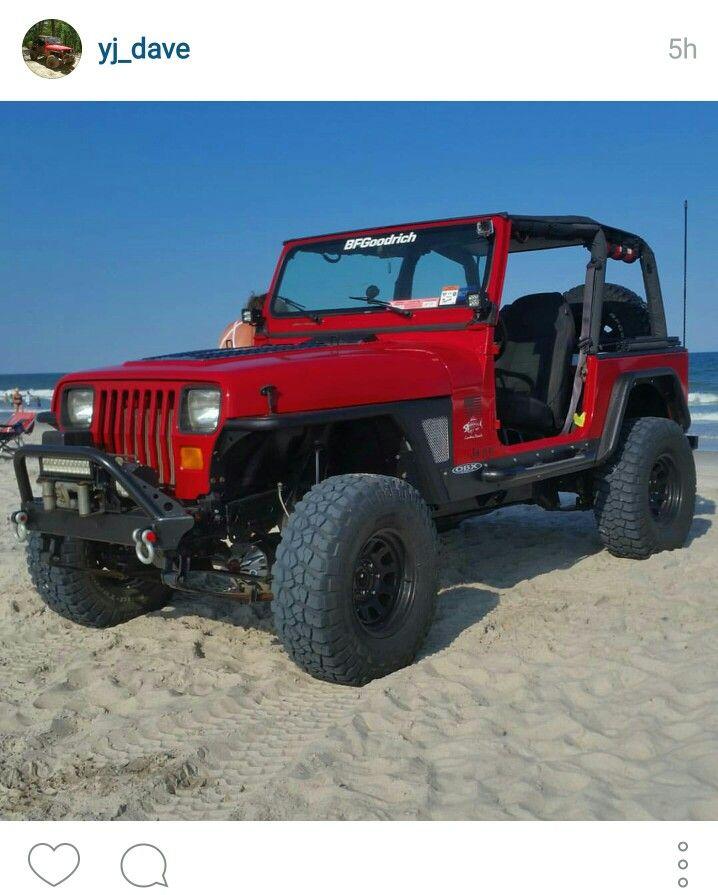 jeep yj upgrades | Jeep YJ 1995 Build | Pinterest