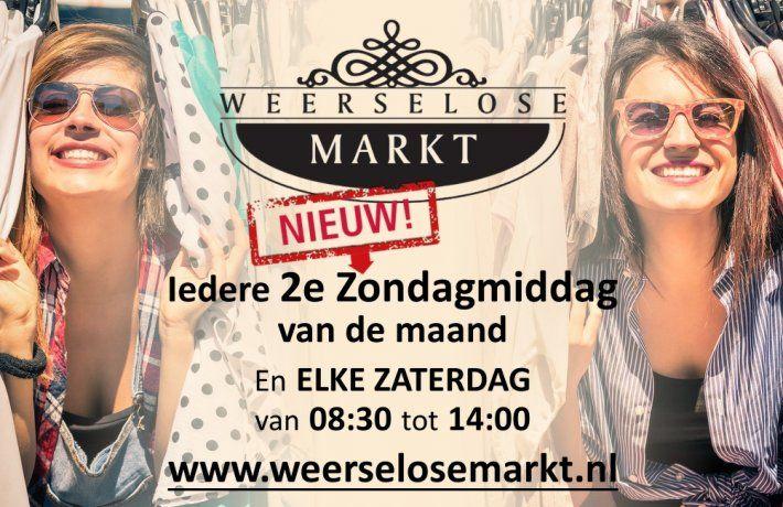 Weerselose Markt( vanaf 14 juni 2015) - Weerselo Dinkelland