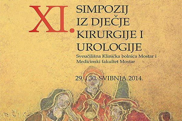 Simpozij iz dječje kirurgije i urologije jedanaesti put u Mostaru
